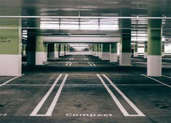 Pintura señalización parking