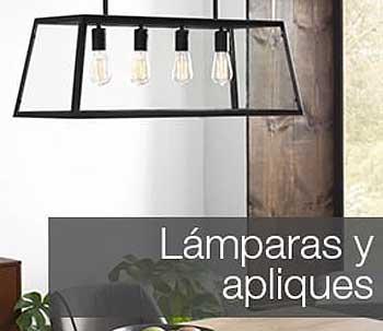 Lámparas apliques LED