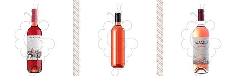 Comprar vinos rosados