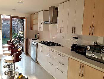 Muebles grandes de cocina
