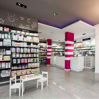 Reformas integral farmacias