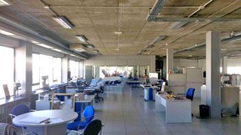 Alquiler de mininaves en Madrid