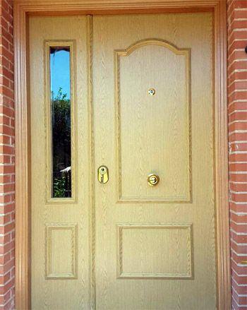 Puertas de entrada decoración