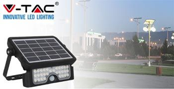 Proyectores solares LED