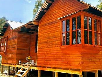 Casas prefabricadas sin cimientos