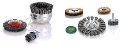 Cepillos industriales de acero