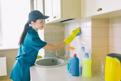 Servicio de limpieza a particulares en Málaga