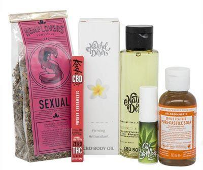 Mejora la vida sexual con CBD