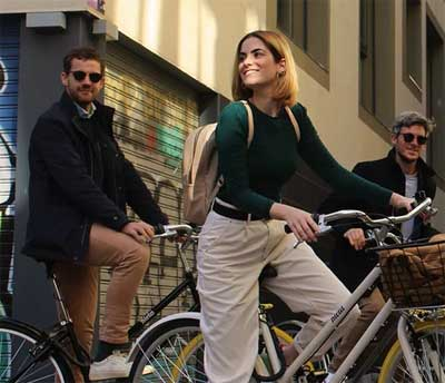 Ventajas de alquilar bicicletas Kleta
