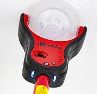 Detectores de humo modelo SOLO 365