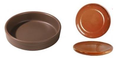 Cazuelas platos para churrasco horno