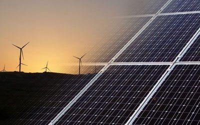 Uso de energías renovables por empresas