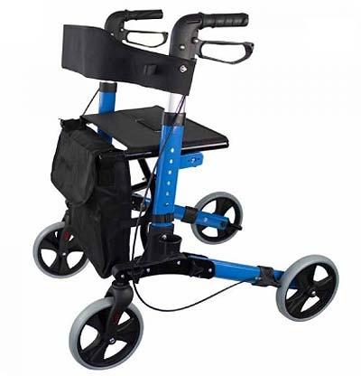 Andandores con ruedas