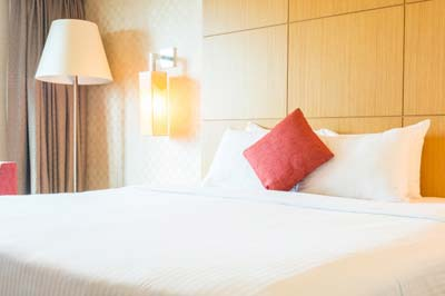 Iluminación LED para habitaciones de hotel