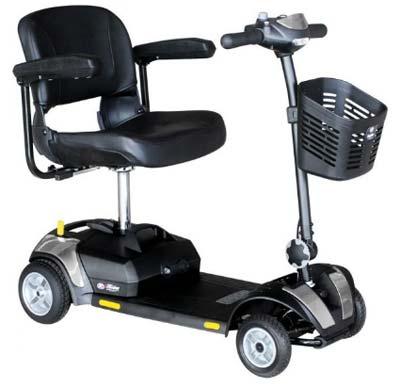 Scooter Traveller