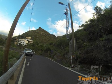 Acceso Valle Luis