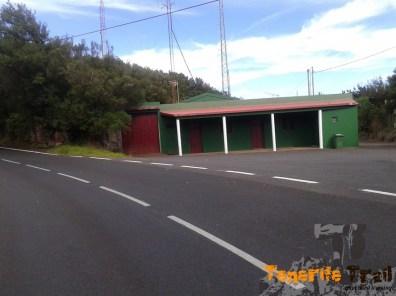 Zona Pico del Inglés (en frente sendero que nos lleva a Jardina)