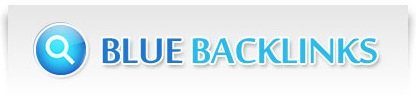 Blue Backlinks affiche les liens vers les blogs et les sites Web