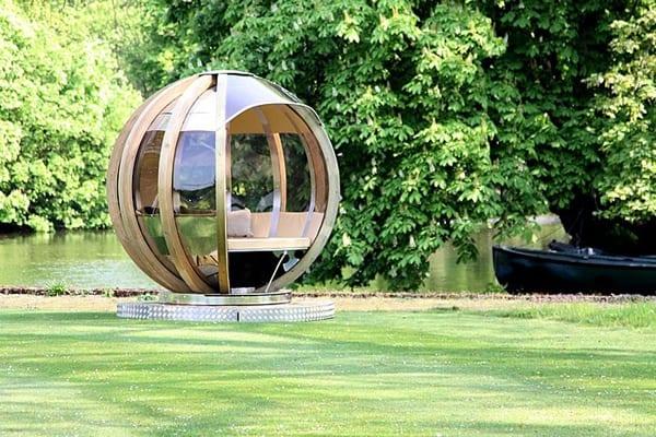 Idee creative per il salotto da giardino guida giardino for Salotto per giardino