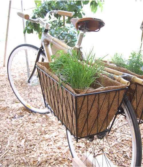 biciclette fioriere