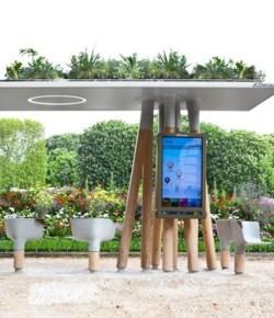 Oasi hotspot WiFi nel cuore di Parigi: L'Escale Numérique