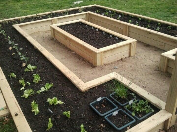 Come realizzare coltivazioni su letti rialzati guida - Recinti per giardino ...