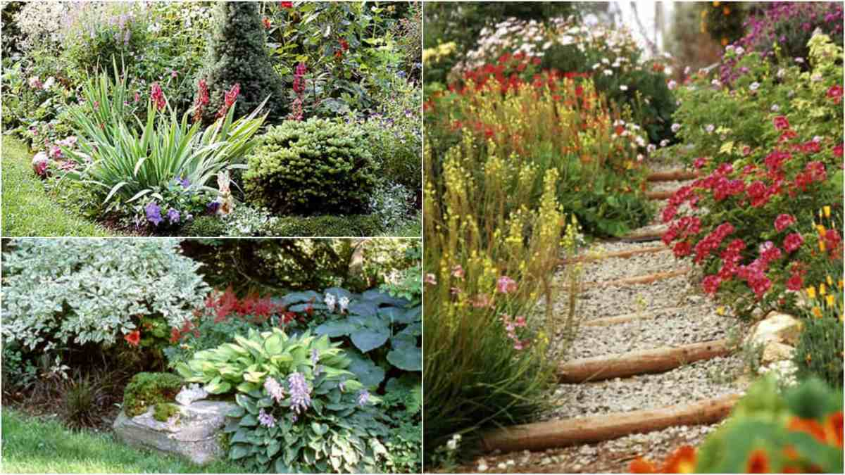 Come progettare un giardino rustico guida giardino - Progettare un giardino ...