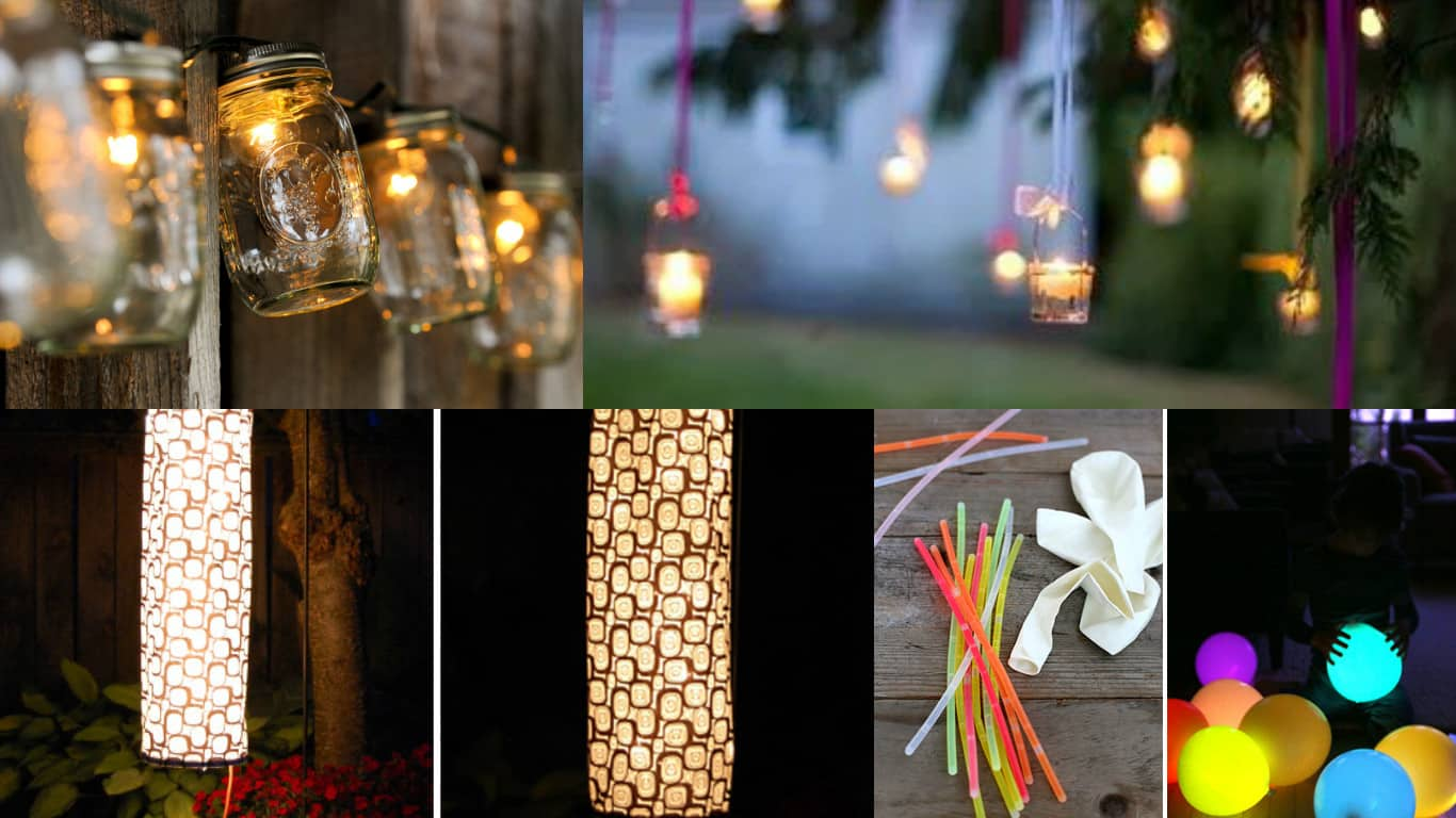 Idee creative per illuminare il giardino guida giardino