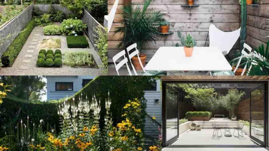 12 suggerimenti per far apparire più grande un piccolo giardino