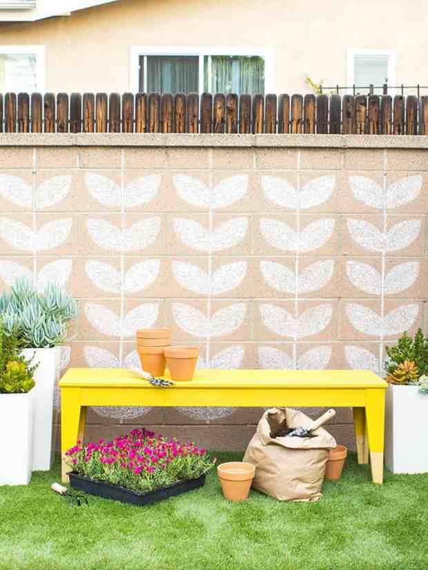 Il bancale del giardinaggio