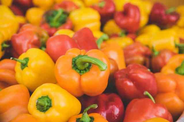 Il peperone in vaso, grande vantaggio, si può coltivare anche a maggio