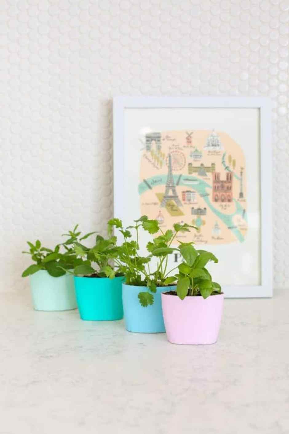 Set di vasi per le piante
