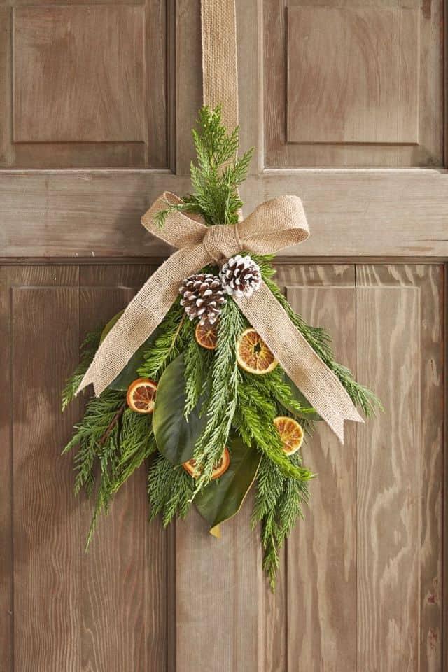7 decorazioni di Natale per casa e giardino