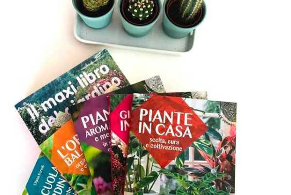 libri per orto e giardinaggio