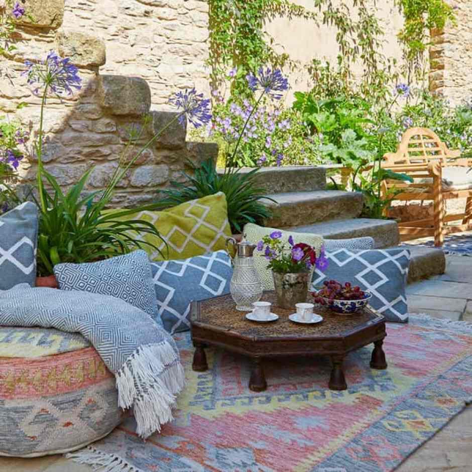 tappeto per il giardino