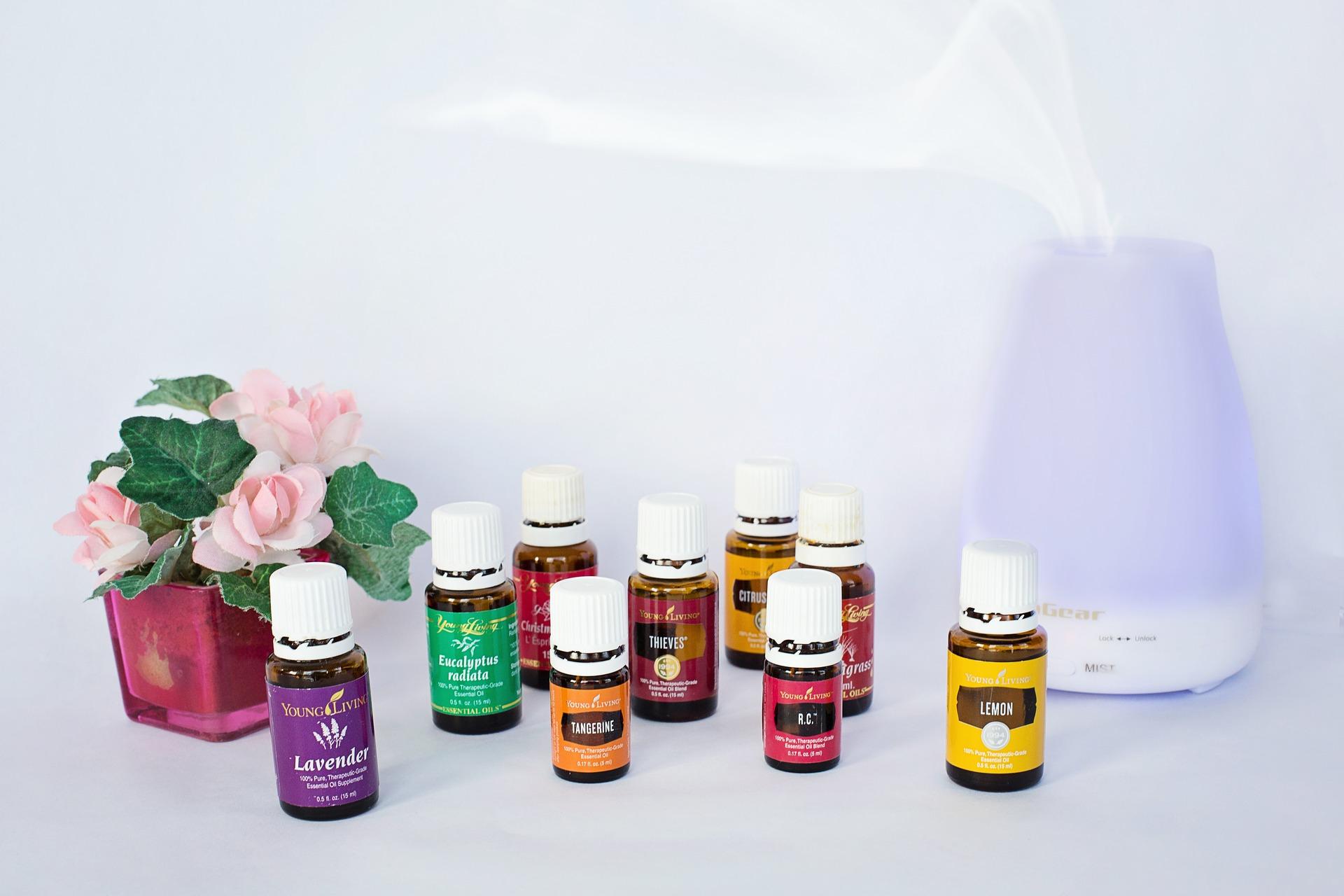 Diffuseur huiles essentielles