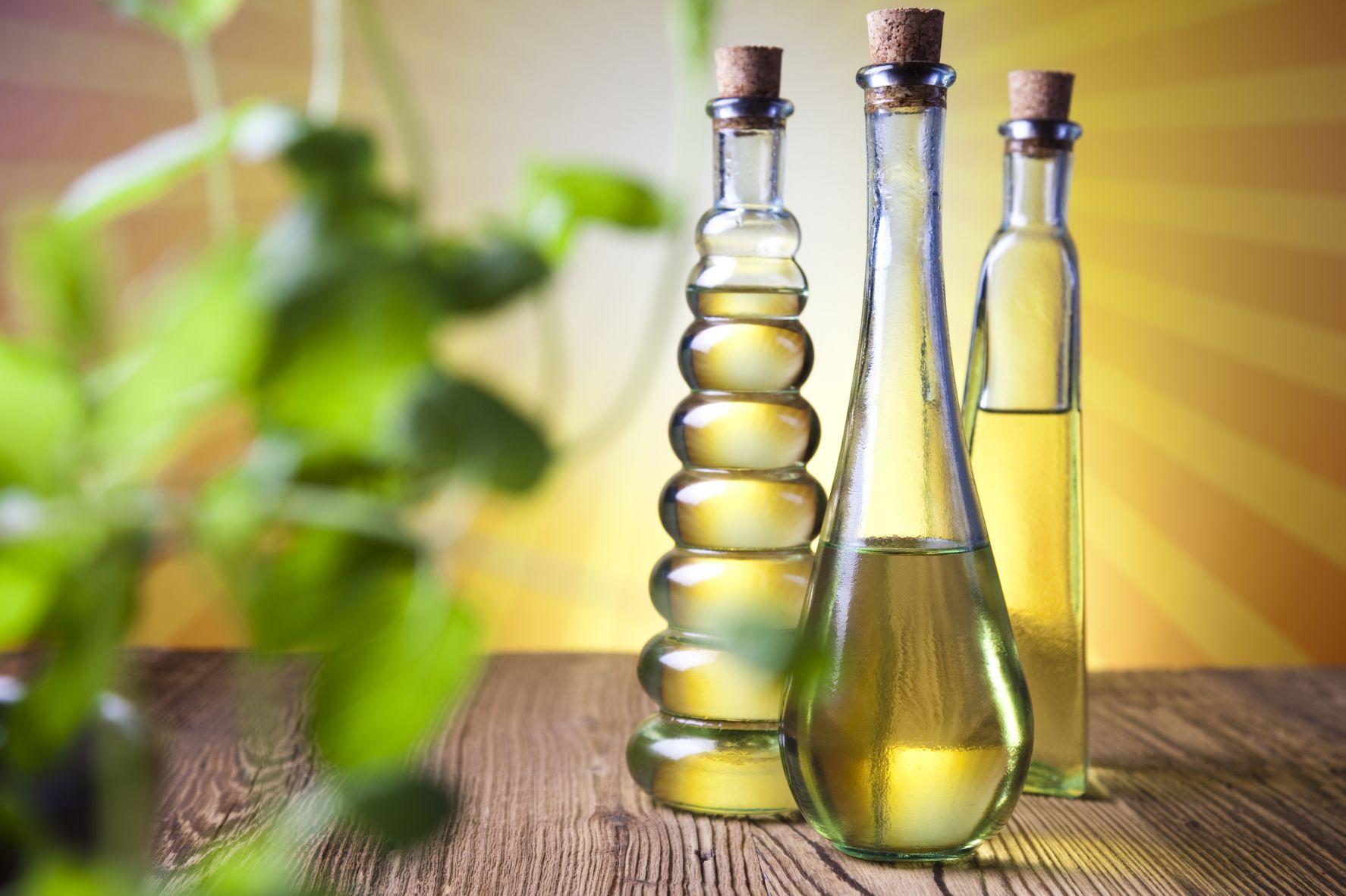 Les huiles végétales soins de beauté suite