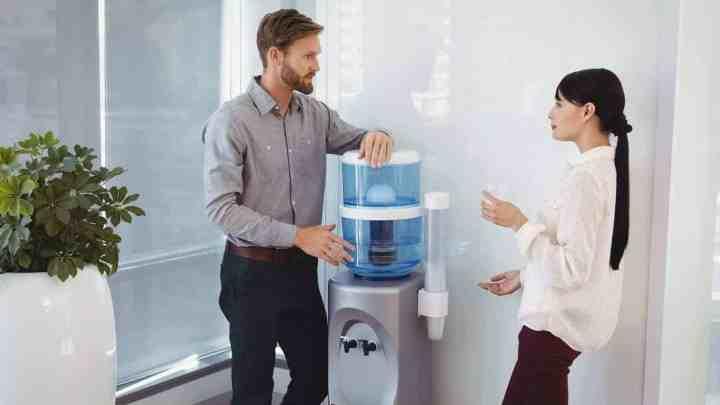 Trois bonnes raisons d'opter pour une fontaine à eau professionnelle