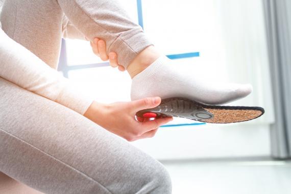 Comment choisir ses semelles orthopédiques ?