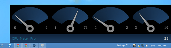 controllare cpu windows 7
