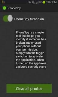 scoprire chi spia il tuo android