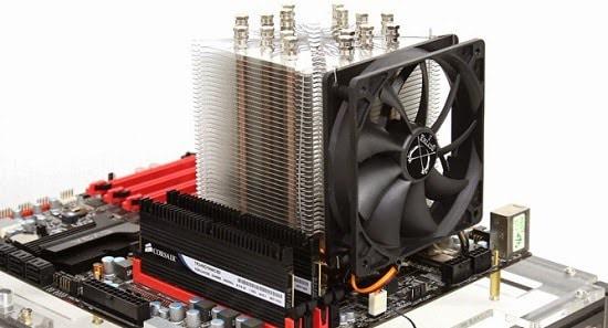 dissipatore processore