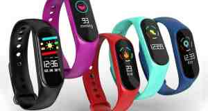 Smartband low-cost offerta lampo TomTop