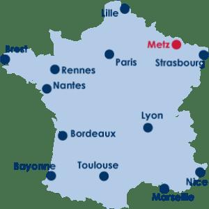Faite une vraie rencontre à Metz