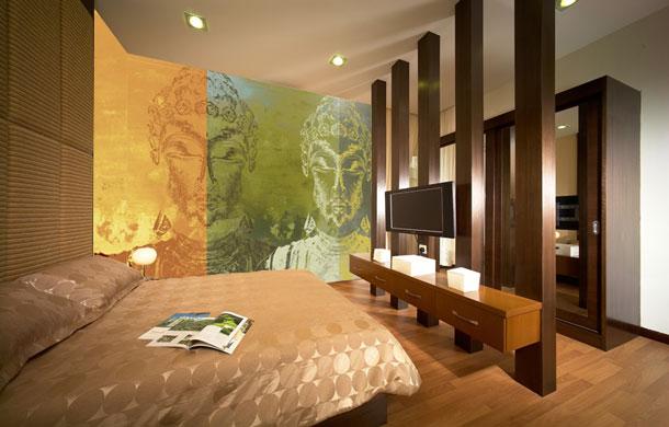 Concours Et Idees De Deco Vive La Decoration Immobilier Les Dernieres Decos Chambre Zen Buddha