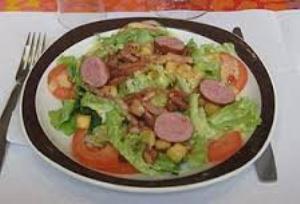 salade comtoise