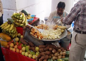 Aloo Chaat ou alu chaat