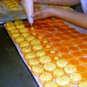 Macarons aux Fruits d'Orléans