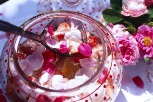 Confit de pétales de roses