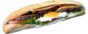 Américain sandwich